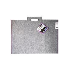 "Itoya 19"" x 26"" ProFolio Midtown Bag - Gray"