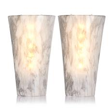 It's Exciting Lighting 2pk Battery-Powered Wall Sconces