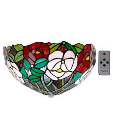 It's Exciting Lighting Battery Powered LED Wall Sconce