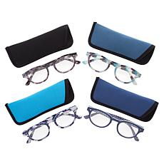 Ize 4-pack Blue Light Readers