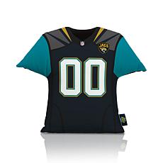Jacksonville Jaguars NFL Big League Jersey Pillow