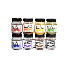 JACQUARD Basic Dye Set set of 8