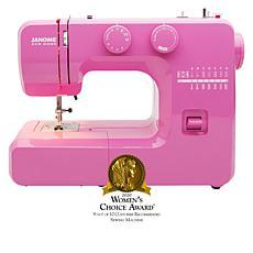 Janome 15-Stitch Color Me Sewing Machine Standard