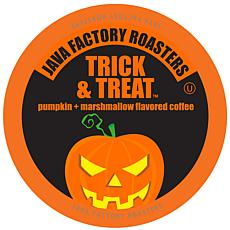 Java Factory Trick&Treat Coffee Pods for Keurig Pumpkin Marshmallow...