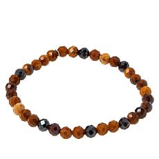Jay King Colored Gemstone Bead Stretch Bracelet