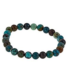 Jay King Hubei Turquoise Bead Stretch Bracelet