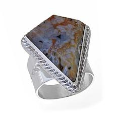 Jay King Multicolor Orbicular Stone Ring