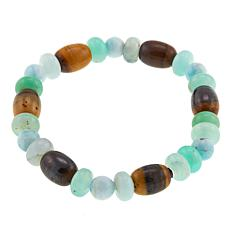 Jay King Multigemstone Stretch Bracelet