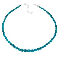 "Jay King Seven Peaks Turquoise Nugget 20"" Necklace"