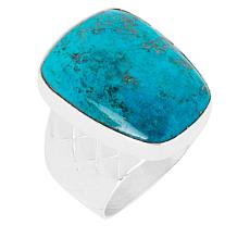 Jay King Sterling Silver Chrysocolla Ring