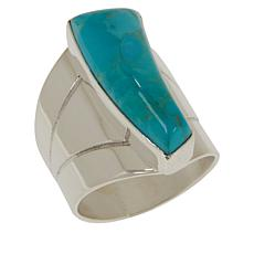 Jay King Sterling Silver Kingman Turquoise Ring