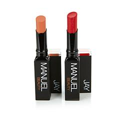 Jay Manuel Beauty® Lipstick Duo - Iconic
