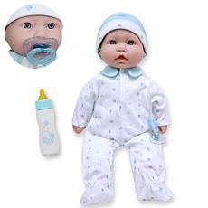 """JC Toys La Baby 16"""" Boy Soft Body Baby Doll"""