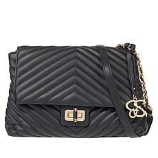 Jessica Simpson Bobbi Quilted Shoulder Bag