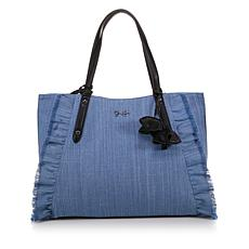 Jessica Simpson Kalie Tote with Removable Pouch