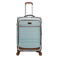 Jessica Simpson Nantucket 29-inch Softside Luggage - Aqua