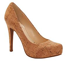 Jessica Simpson Parisah Pointed-Toe Platform Pump