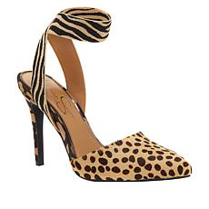 Jessica Simpson Perinna 2 Cheetah-Print Haircalf Pump