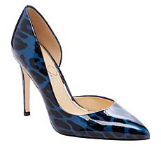 Jessica Simpson Prizma Printed Fabric Pump