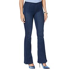 Jessica Simpson Pull-On High Rise Flared Jean