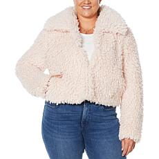 Jessica Simpson Sasha Teddy Coat