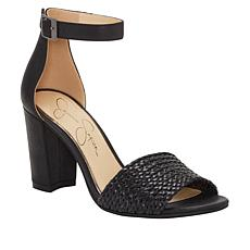 Jessica Simpson Sherron Leather Dress Sandal