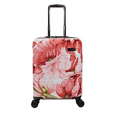 Jessica Simpson Timeless Rose 20-inch Hardside Spinner in Rose