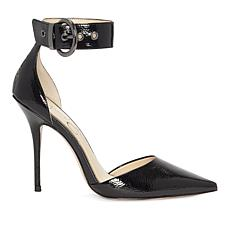 Jessica Simpson Waldin Pointed-Toe Ankle-Strap Pump
