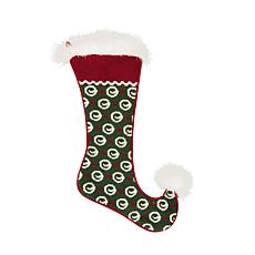 Jester Dots Needlepoint Stocking