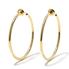 "Jewels by Jen ""Hoop du Jour"" Clip-On Hoop Earrings"