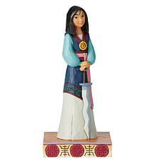 Jim Shore Disney Traditions - Princess Passion Mulan