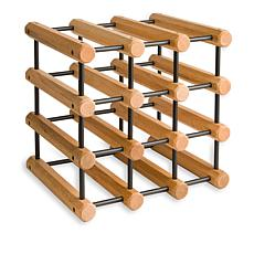JK Adams 12 Bottle Wine Rack