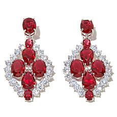 "Joan Boyce ""Award Show Ready"" Marquise Drop Earrings"