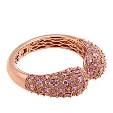 "Joan Boyce Dorothy's ""Just Say Gorgeous"" Kissable Cuff Bracelet"