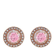 "Joan Boyce Fina's ""Perfect Stud"" Colored Stone Earrings"