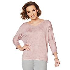 Jones NY 3/4 Sleeve Easy Top - Plus