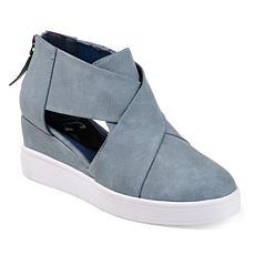Journee Collection Women's Seena Sneaker Wedge
