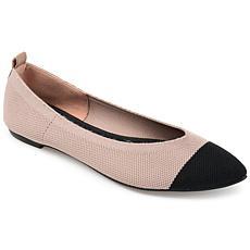 Journee Collection Women's Tru Comfort Foam Veata Flat