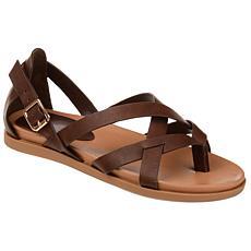Journee Collection Women's Ziporah Sandal