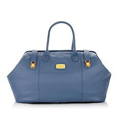 JOY Genuine Leather Designer Duffle Bag