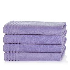 JOY Hand Towels Supreme Stretch™ Bleach/Cosmetic-Resistant 4-piece Set