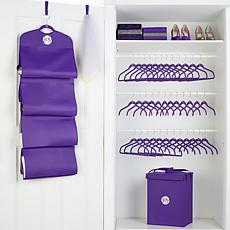 JOY Huggable Hangers® 40-piece Set - Chrome