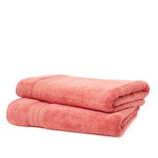 JOY Plush Large Bleach/Cosmetic-Resistant Towels