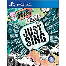 Just Sing - PlayStation 4