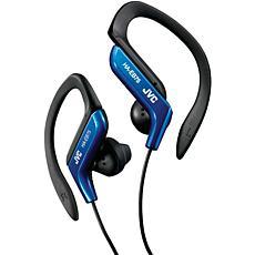 JVC Splash-Proof Ear Clip Headphones