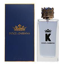 K By Dolce & Gabbana For Men Eau De Toilette Spray 3.4 oz.