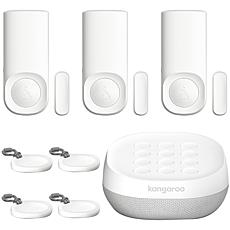 Kangaroo 4-piece Security Alarm System