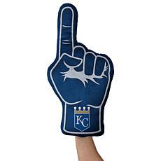 Kansas City Royals Plushlete Fan Finger Pillow