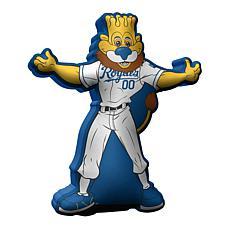 Kansas City Royals Plushlete Mascot Pillow