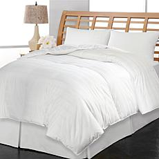 Kathy Ireland 600TC Goose Down Twin Comforter